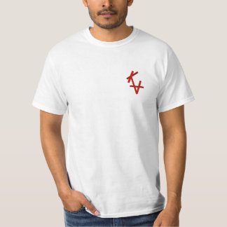 Red tee-shirt KA Christmas T-Shirt