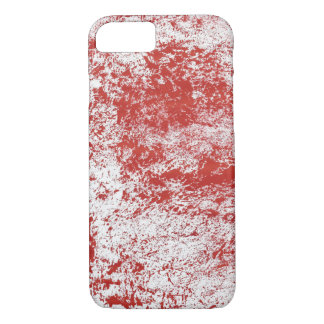 Red texture iPhone 8/7 case