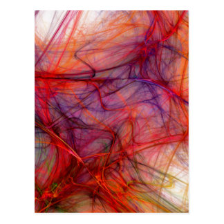 Red threads postcard