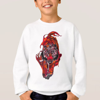 Red Tiger Sweatshirt