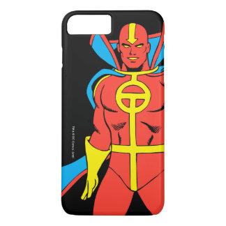 Red Tornado Pose iPhone 8 Plus/7 Plus Case