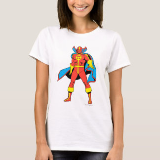Red Tornado Pose T-Shirt