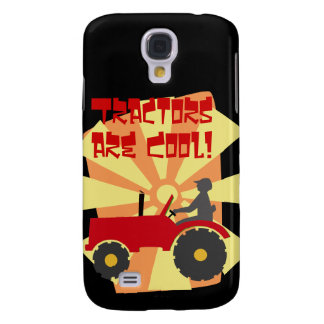 Red Tractors are Cool iPhone Case Samsung Galaxy S4 Case
