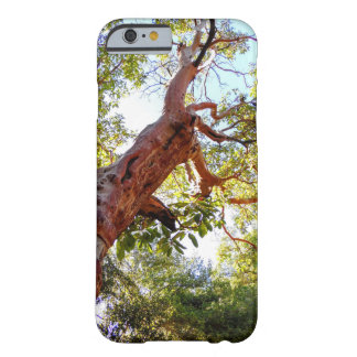 RED TREE BARELY THERE iPhone 6 CASE