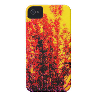 Red Tree Case-Mate iPhone 4 Cases