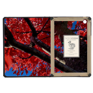 Red Tree ipad Covers