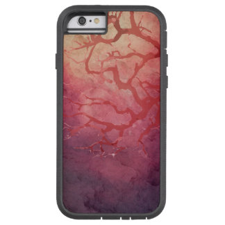 Red Tree On Fire Tough Xtreme iPhone 6 Case