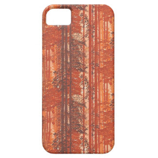 Red Trees iPhone 5 Covers