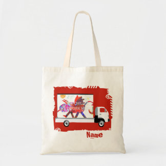 Red Truck Tote  $10.95