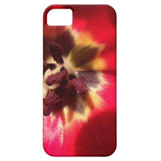 Red Tulip Cell Phone Cover