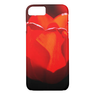 Red Tulip Flower - Fire iPhone 7 Case