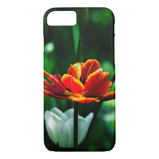 Red Tulip - His Majesty the King iPhone 7 Case