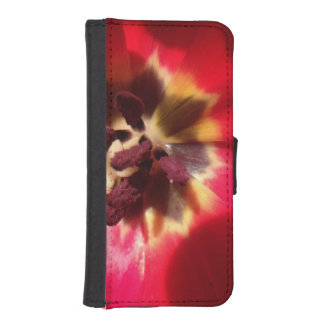 Red Tulip Phone Case/Wallet