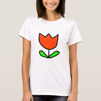 Red Tulip T-Shirt