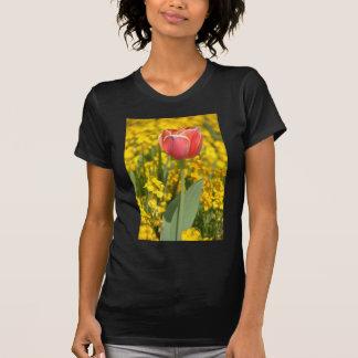 Red tulip tees