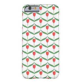 Red Tulips Barely There iPhone 6 Case