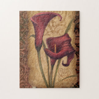 Red Tulips I Jigsaw Puzzle
