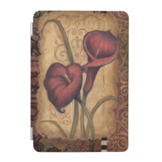 Red Tulips II iPad Mini Cover