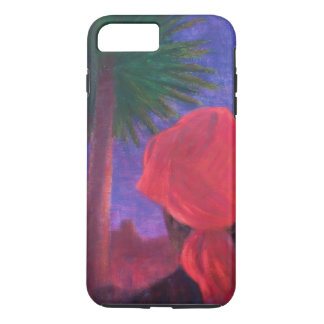 Red Turban dusk Jodhpur 2012 iPhone 8 Plus/7 Plus Case