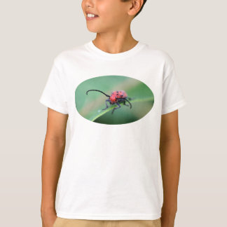 Red Ugly Bug Nature Insect T-Shirt