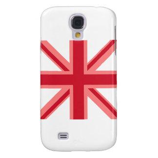 Red Union Jack Samsung Galaxy S4 Case