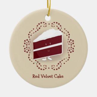 Red Velvet Cake | Ornament