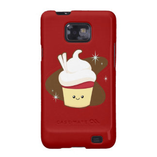 Red Velvet Cupcake Samsung Galaxy S2 Cases