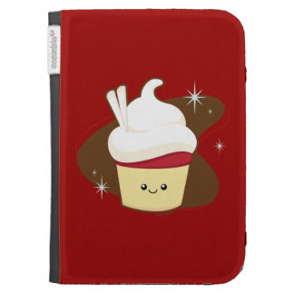 Red Velvet Cupcake Case For Kindle