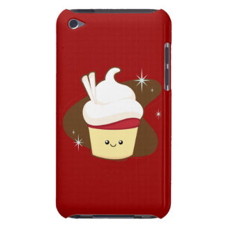 Red Velvet Cupcake Case-Mate iPod Touch Case