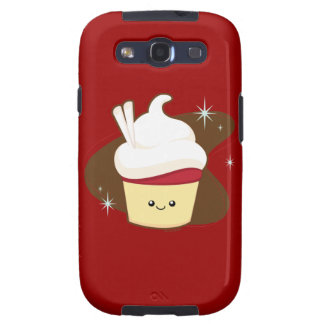 Red Velvet Cupcake Galaxy S3 Cover