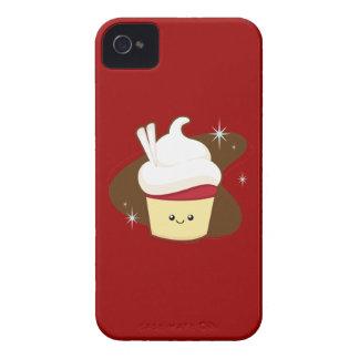 Red Velvet Cupcake Case-Mate iPhone 4 Case