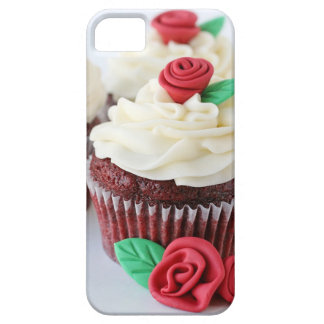 Red Velvet Cupcakes Roses iPhone 5 Covers
