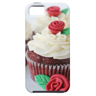 Red Velvet Cupcakes Roses iPhone 5/5S Cover