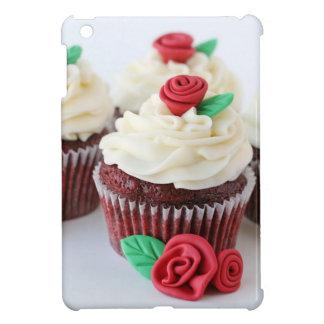 Red Velvet Cupcakes Roses iPad Mini Cases