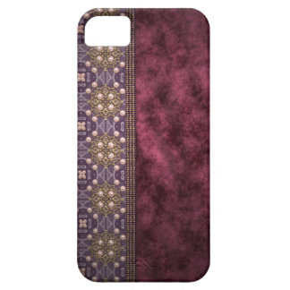 Red Velvet With Ribbon iPhone 5 Cover