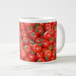 Red Vine Tomatoes Large Coffee Mug