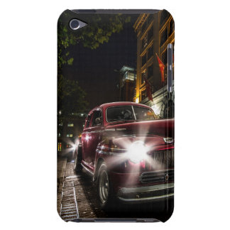 Red Vintage Car ipod Touch Case