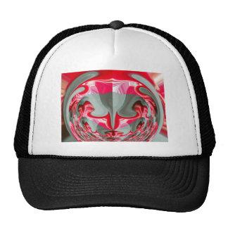 Red Vintage Hakuna Matata round gifts Cap