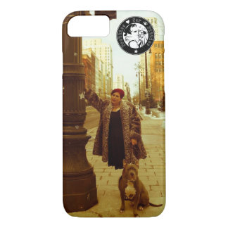Red Vixen (January) iPhone 7 Case