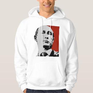 Red Vladimir Putin Hoodie
