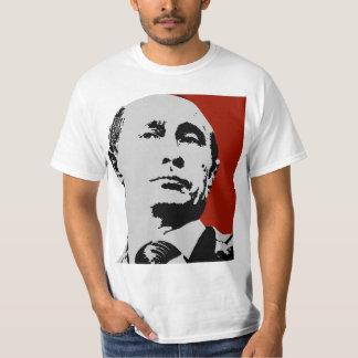 Red Vladimir Putin T-Shirt