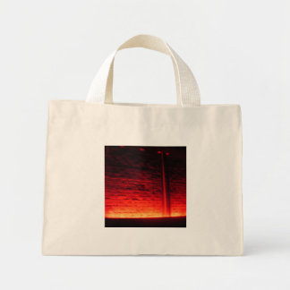Red Wall Bag