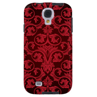Red wallpaper 2 galaxy s4 case