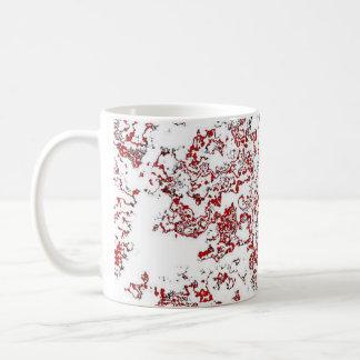 Red Waterwash Designer Mug 2