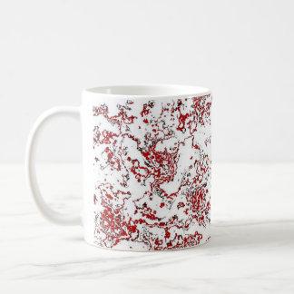 Red Waterwash Designer Mug 3