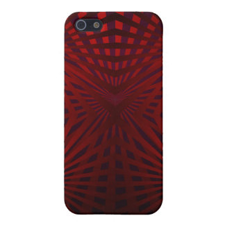 Red Web iPhone 5/5S Covers