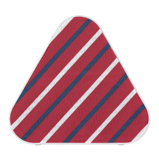 Red, White and Blue Diagonal Stripe