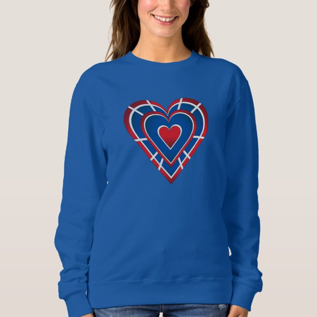 I LOVE HEART CHESTER CHESHIRE HOODIE ALL SIZES