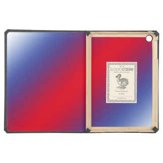 Red, White and Blue iPad Air Case