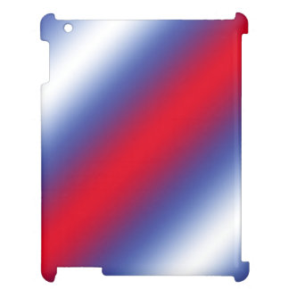 Red, White and Blue iPad Cover